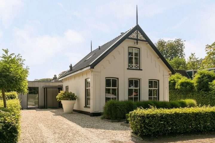 imposant royaal en luxe woonhuis in Oranjewoud